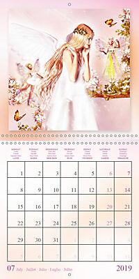 Heavenly Angels (Wall Calendar 2019 300 × 300 mm Square) - Produktdetailbild 7