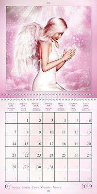 Heavenly Angels (Wall Calendar 2019 300 × 300 mm Square) - Produktdetailbild 1