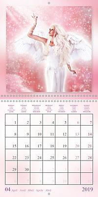 Heavenly Angels (Wall Calendar 2019 300 × 300 mm Square) - Produktdetailbild 4