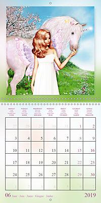 Heavenly Angels (Wall Calendar 2019 300 × 300 mm Square) - Produktdetailbild 6