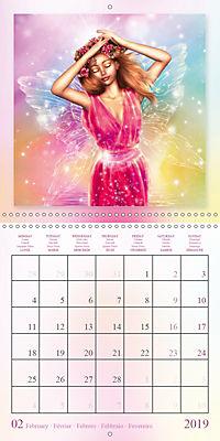 Heavenly Angels (Wall Calendar 2019 300 × 300 mm Square) - Produktdetailbild 2