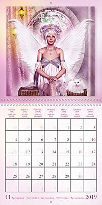 Heavenly Angels (Wall Calendar 2019 300 × 300 mm Square) - Produktdetailbild 11