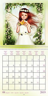 Heavenly Angels (Wall Calendar 2019 300 × 300 mm Square) - Produktdetailbild 8