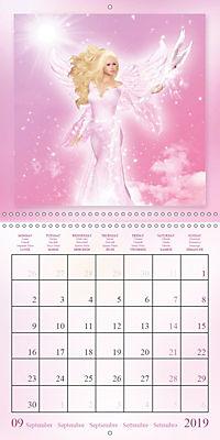 Heavenly Angels (Wall Calendar 2019 300 × 300 mm Square) - Produktdetailbild 9