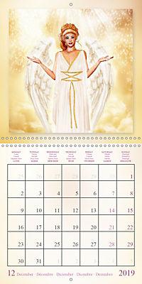 Heavenly Angels (Wall Calendar 2019 300 × 300 mm Square) - Produktdetailbild 12