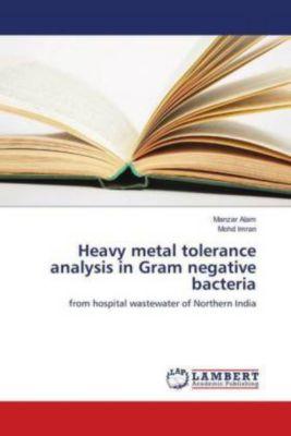 Heavy metal tolerance analysis in Gram negative bacteria, Manzar Alam, Mohd Imran