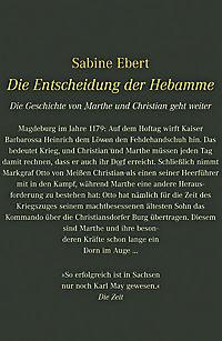 Hebammen-Romane Band 3: Die Entscheidung der Hebamme - Produktdetailbild 1
