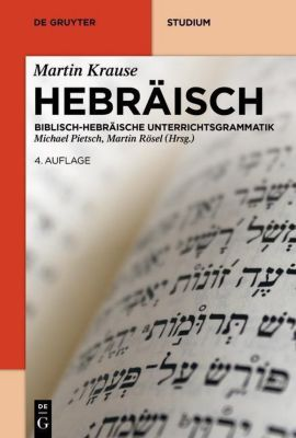 Hebräisch, Martin Krause