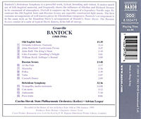 Hebridean Symphony / Old English Suite / Russian Scenes - Produktdetailbild 1