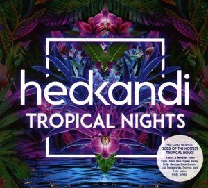 Hed Kandi Tropical Nights, Various