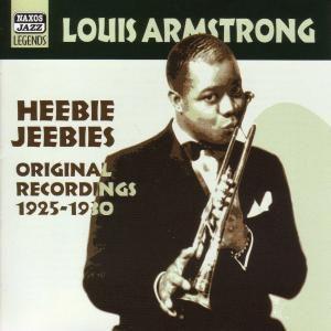 Heebie Jeebies, Louis Armstrong