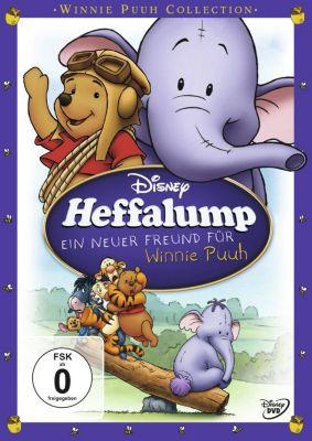 Heffalump - Ein neuer Freund für Winnie Puuh, A. A. Milne
