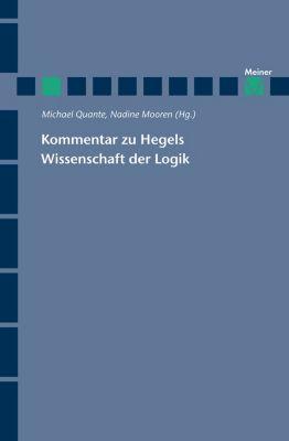 Hegel-Studien, Beihefte: Kommentar zu Hegels Wissenschaft der Logik