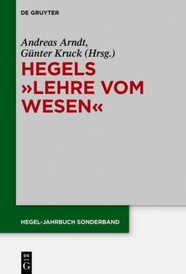 Hegels Lehre vom Wesen