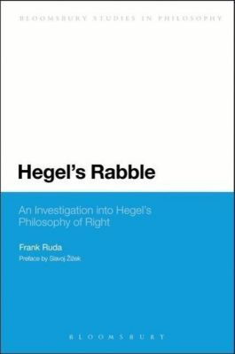 Hegel's Rabble, Frank Ruda