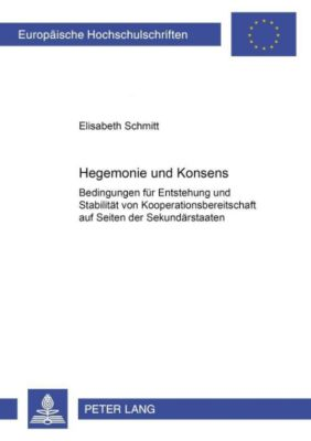 Hegemonie und Konsens, Elisabeth Schmitt
