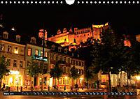 Heidelberg - Nächtliche Impressionen (Wandkalender 2019 DIN A4 quer) - Produktdetailbild 3