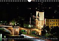 Heidelberg - Nächtliche Impressionen (Wandkalender 2019 DIN A4 quer) - Produktdetailbild 2