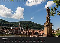 Heidelberger Stadtansichten (Wandkalender 2019 DIN A4 quer) - Produktdetailbild 5