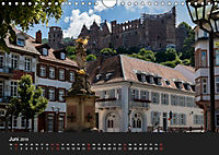 Heidelberger Stadtansichten (Wandkalender 2019 DIN A4 quer) - Produktdetailbild 6