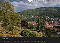 Heidelberger Stadtansichten (Wandkalender 2019 DIN A4 quer) - Produktdetailbild 4