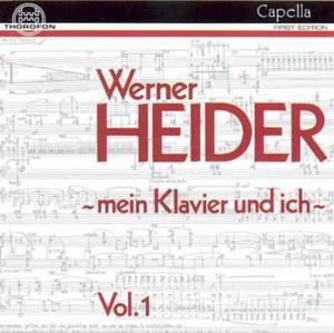 Heider: Klavierwerke 2, Werner Heider