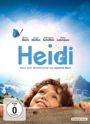 Heidi (2015) - Special Edition, Johanna Spyri