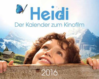 Heidi - Der Kalender zum Kinofilm 2016