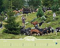 Heidi - Der Kalender zum Kinofilm 2016 - Produktdetailbild 6