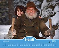 Heidi - Der Kalender zum Kinofilm 2016 - Produktdetailbild 1