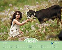 Heidi - Der Kalender zum Kinofilm 2016 - Produktdetailbild 5