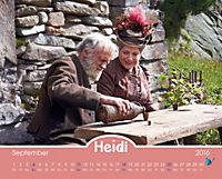 Heidi - Der Kalender zum Kinofilm 2016 - Produktdetailbild 9