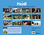 Heidi - Der Kalender zum Kinofilm 2016 - Produktdetailbild 13