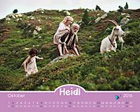 Heidi - Der Kalender zum Kinofilm 2016 - Produktdetailbild 10