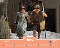Heidi - Der Kalender zum Kinofilm 2016 - Produktdetailbild 8