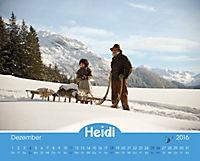 Heidi - Der Kalender zum Kinofilm 2016 - Produktdetailbild 12