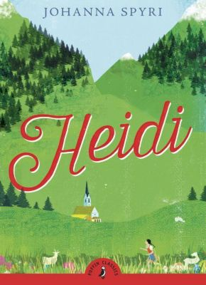 Heidi, English edition, Johanna Spyri