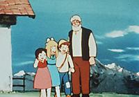 Heidi Komplettbox - Zeichentrick - Produktdetailbild 1
