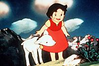 Heidi Komplettbox - Zeichentrick - Produktdetailbild 2
