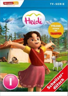Heidi TV Serie - Teil 1