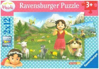 Heidis Alpenmärchen (Kinderpuzzle)