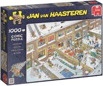 Heiligabend (Puzzle), Jan Van Haasteren