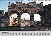 Heilige Stadt und heiße Quellen - Hierapolis und Pamukkale (Wandkalender 2019 DIN A2 quer) - Produktdetailbild 8