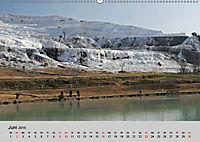Heilige Stadt und heiße Quellen - Hierapolis und Pamukkale (Wandkalender 2019 DIN A2 quer) - Produktdetailbild 6