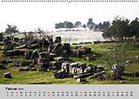 Heilige Stadt und heiße Quellen - Hierapolis und Pamukkale (Wandkalender 2019 DIN A2 quer) - Produktdetailbild 2