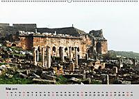 Heilige Stadt und heiße Quellen - Hierapolis und Pamukkale (Wandkalender 2019 DIN A2 quer) - Produktdetailbild 5