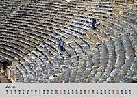 Heilige Stadt und heiße Quellen - Hierapolis und Pamukkale (Wandkalender 2019 DIN A2 quer) - Produktdetailbild 7