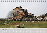 Heilige Stadt und heisse Quellen - Hierapolis und Pamukkale (Tischkalender 2019 DIN A5 quer) - Produktdetailbild 3
