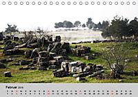 Heilige Stadt und heisse Quellen - Hierapolis und Pamukkale (Tischkalender 2019 DIN A5 quer) - Produktdetailbild 2