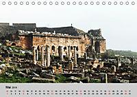 Heilige Stadt und heisse Quellen - Hierapolis und Pamukkale (Tischkalender 2019 DIN A5 quer) - Produktdetailbild 5
